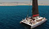 Tocht Catamaran Five Star Feest Boot